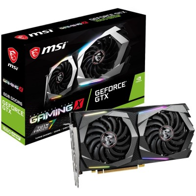 Видеокарта MSI GTX 1660 Super Gaming X 6GB [GTX 1660 SUPER GAMING X] Retail