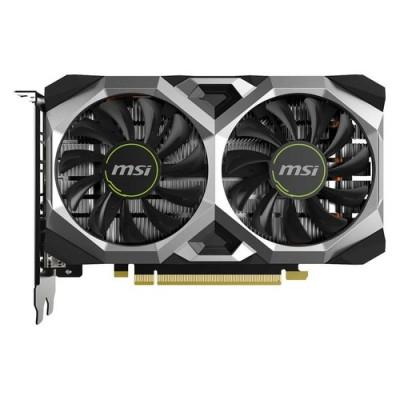 Видеокарта MSI GeForce GTX 1650 SUPER VENTUS XS OC 4GB GDDR6 [GTX 1650 SUPER VENTUS XS OC] (4096MB, GDDR6, 128bit) Retail