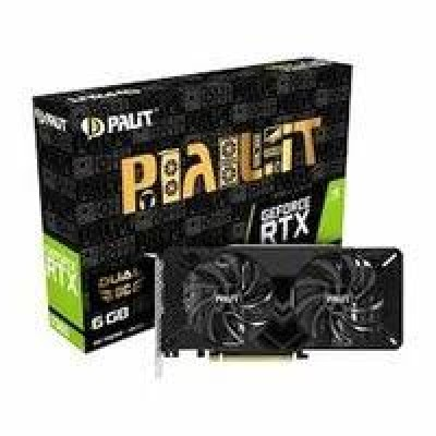 Видеокарта Palit GeForce GTX 1660 Super GamingPro <NE6166S018J9-1160A> (6144MB, GDDR6, 192 Bit) Retail