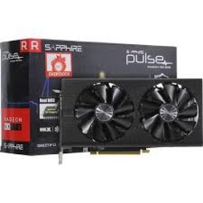 Видеокарта Sapphire Radeon RX 570 OC Pulse <11266-75-20G> 8192MB, GDDR5, 256 bit) Retail