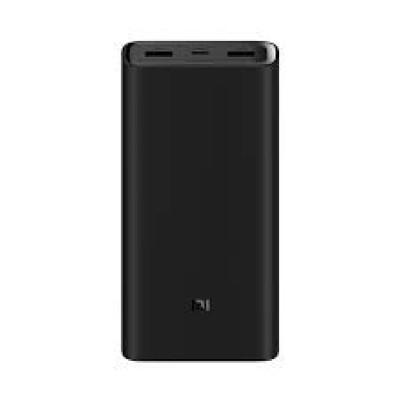 Внешний аккумулятор Xiaomi Mi Power Bank 3 Pro 20000mAh PLM07ZM Black