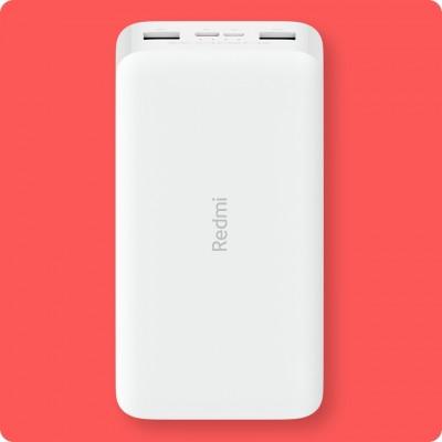 Внешний аккумулятор Redmi Power Bank PB200LZM 20000mAh White VXN4285GL