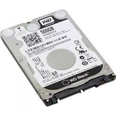 """Жесткий диск 2.5"""" 500GB  WD Black [WD5000LPLX]"""