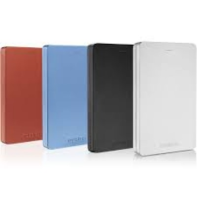 "Внешний жесткий диск 2.5"" 1TB Toshiba Canvio Ready [HDTP210EW3AA] White"