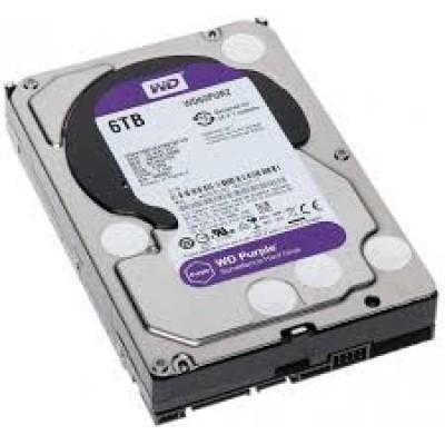 Жесткий диск 6TB WD Purple [WD60PURZ]