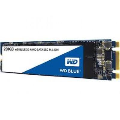 Накопитель SSD WD Blue 250GB [WDS250G2B0B] M.2