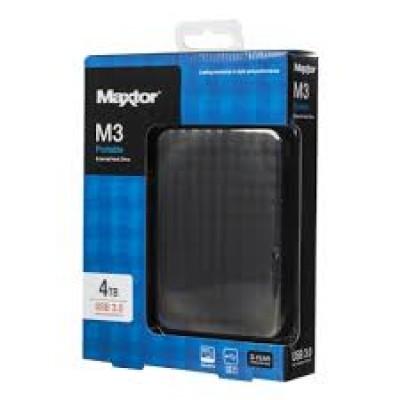 """Внешний жесткий диск 2.5"""" 4TB Seagate [STSHX-M401TCBM] M3 Portable"""