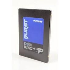Накопитель SSD Patriot 120Gb Burst [PBU120GS25SSDR]  2,5'' SATA III