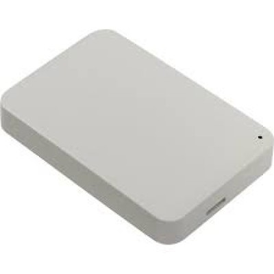 "Внешний жесткий диск 2.5"" 4TB Toshiba [HDTC940EW3CA] Canvio Advance, white"