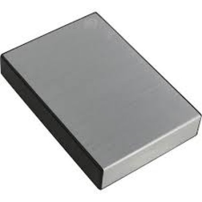 "Внешний жесткий диск 2.5"" 4TB Seagate <STHP4000401> Backup Plus, Silver"