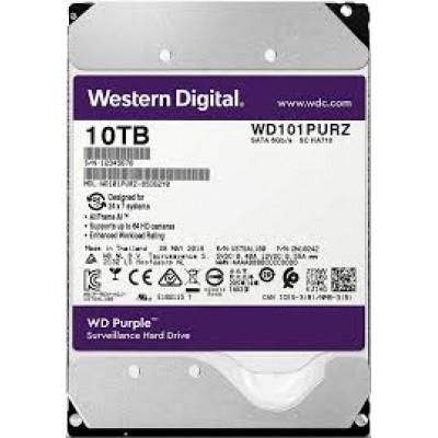 Жесткий диск 10TB WD Purple [WD101PURZ]
