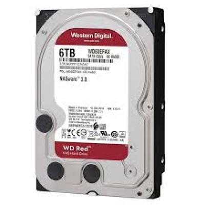 Жесткий диск 6TB WD Red [WD60EFAX ]