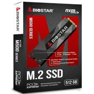 Накопитель SSD Biostar 512GB M500512GB M.2