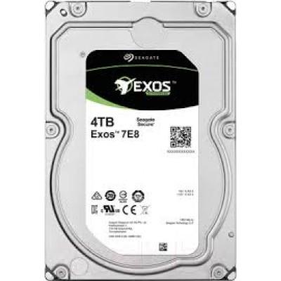 Жесткий диск 4TB Seagate Exos 7E8 [ST4000NM002A] SATA