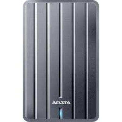 "Внешний жесткий диск 2.5"" 2TB A-Data HC660 DashDrive Durable [AHC660-2TU31] USB3.0, Gray"