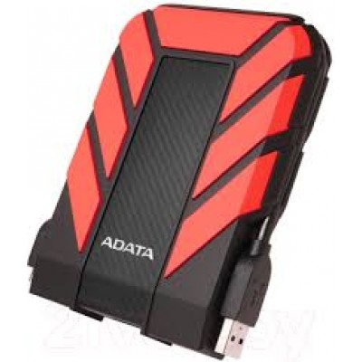 "Внешний жесткий диск 2.5"" 2TB A-Data [AHD710P-2TU31-CRD] AHD710P USB3.0 Black-red"