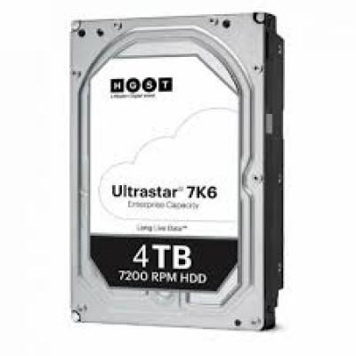Жесткий диск WD HGST  Ultrastar HС310 4000GB 0B36048 (HUS726T4TAL5204) SAS